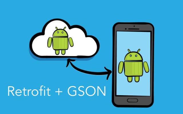 Выходим в сеть с помощью Retrofit + GSON