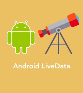 Использование LiveData в Android